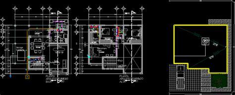 plano drenaje dwg block  autocad designs cad