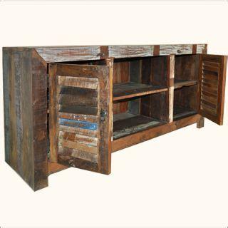 rustic dvd storage cabinet rustic distressed reclaimed wood drawer storage