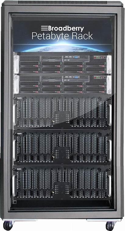Petabyte Rack Storage Server Data System Broadberry