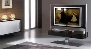 Meuble Tv Ecran Plat : meuble tv pour cran plat tecno 140 antonello ~ Teatrodelosmanantiales.com Idées de Décoration