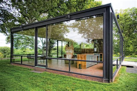 Glass House Johnson by Philip Johnson S Glass House New Canaan Ink Publications