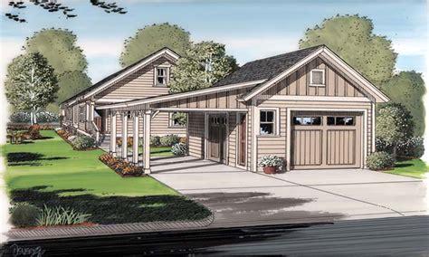 bungalow house plans with basement cottage house plans with garage cottage house plans with