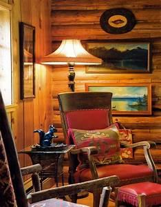 Amazing, Rustic, Lake, House, Decorating, Ideas