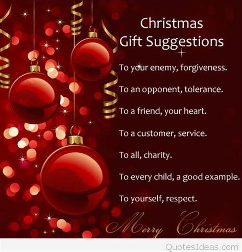 christmas gift quotes