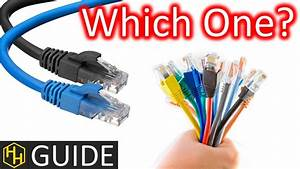 Which Ethernet Cable Should You Buy