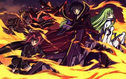 Geass Code Wallpapers Lelouch Background Anime Cc