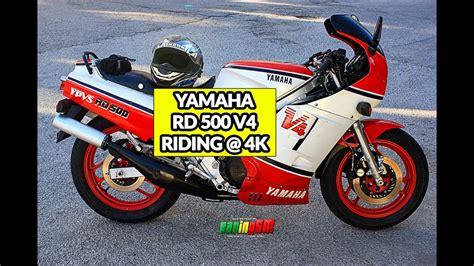 Rd Hj Arni yamaha rd 500 v4 oem after rebuild 4k