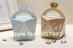 basket diamond shape wedding favor candy boxes party gifts With wedding favor chocolate boxes