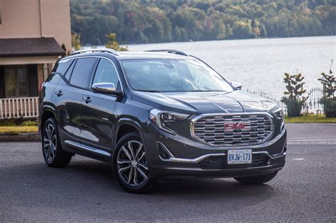 drive  gmc terrain canadian auto review