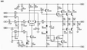 rangkaian power amplifier 300 watt subwoofer indo With circuit diagram for 300w subwoofer power amplifier by rod elliott