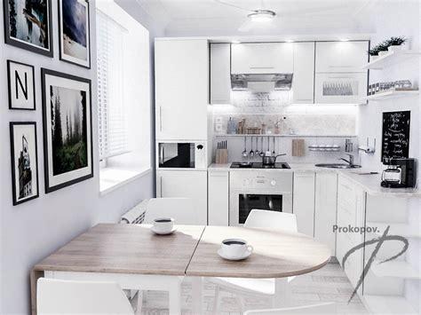 3d kitchen design visualizaci 243 n en 3d la cocina en el estilo noruego en 3690