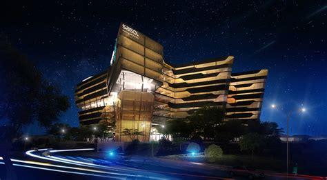 sasols stunning   billion headquarters