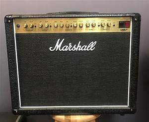 Marshall Dsl40cr 1x12 U0026quot  40 Watt Combo W   Reverb