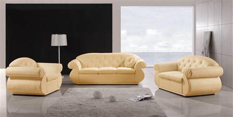 canape creme ensemble canapé cuir empoli creme ensemble de canapé 6