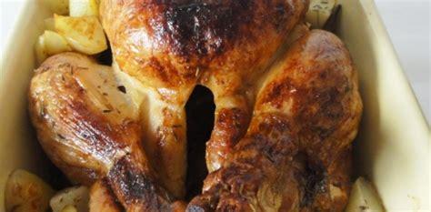 servir pour accompagner le poulet roti aux fourneaux