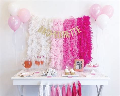 50 diy bridal shower party ideas pink lover