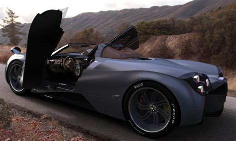 2016 Pagani Huayra Roadster
