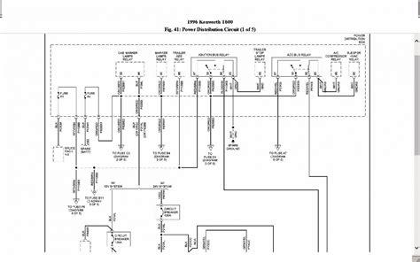 1997 Peterbilt Fuse Box Diagram by Wrg 4948 Peterbilt 320 Fuse Box