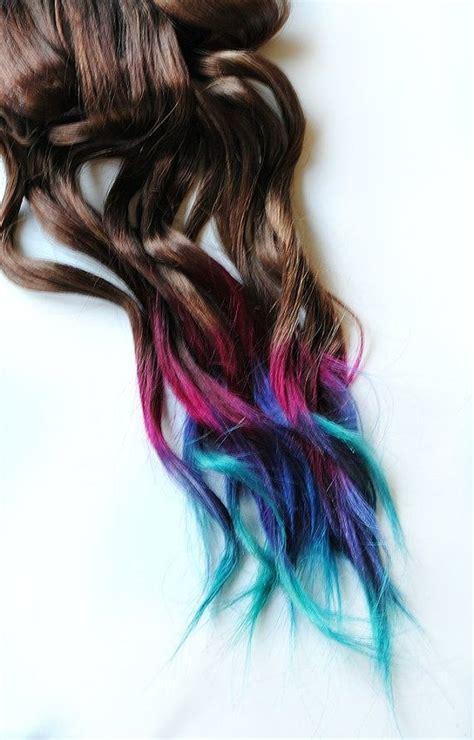 Best 25 Dip Dye Hair Ideas On Pinterest Dip Dye Pink