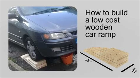 How To Build Car by How To Build A Low Cost Diy Wooden Car R Plans
