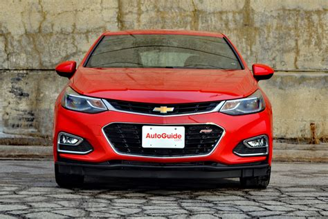 2017 Chevrolet Cruze Lt Hatchback Review Winter Road Trip