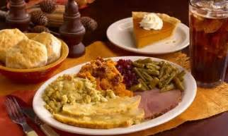 cracker barrel honoring thanksgiving traditions one table at a time food news net