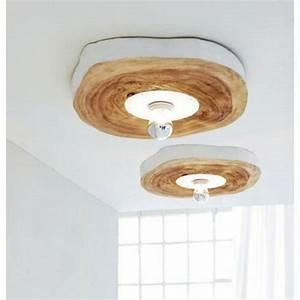 Lampe Aus Holz : deckenleuchte aus walnuss holz unikat deckenleuchte lampe design top ebay ~ Eleganceandgraceweddings.com Haus und Dekorationen
