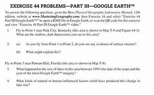 Exercise 44 Problemspart Iiigoogle Eartht U0026 39 V U0026 39  To Answer The