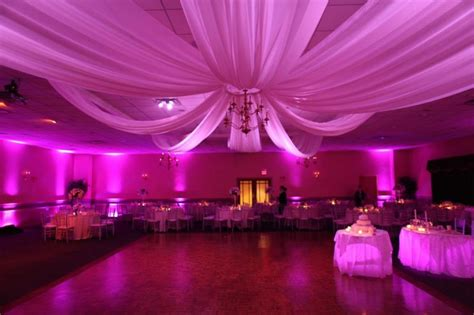 How Much Does Draping Cost For A Wedding - uplighting wedding dj vancouver dj services in