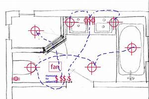 Bathroom Wiring Plan : please critique bathroom wiring plan roughing in today ~ A.2002-acura-tl-radio.info Haus und Dekorationen