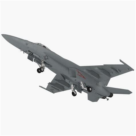 Fighter Fa 18ef Super Hornet 3d Model