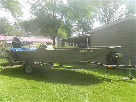 Grizzly Flat Bottom Boats For Sale by Flat Bottom Duck Boat Boats For Sale