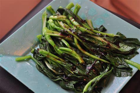 comment cuisiner chou chinois comment cuisiner le yu choy