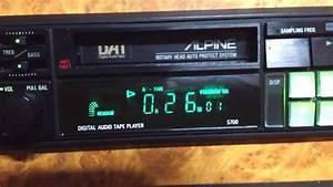Alpine Dat 5700