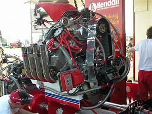 Keith Black V8 Hemi Engine