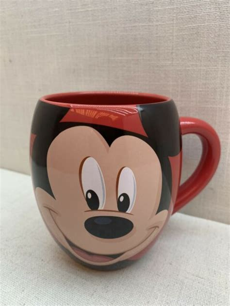 What are the best reusable coffee cups on the market? Disney Mickey Mouse Coffee Mug Cup Oh Boy Red Large 20 Oz for sale online | eBay