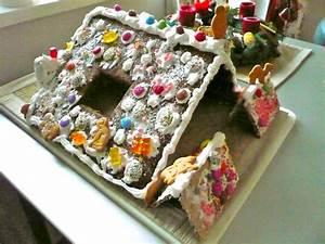 Lebkuchenhaus Selber Machen : einfaches lebkuchen haus backen pfefferkuchen kekshaus ~ Watch28wear.com Haus und Dekorationen