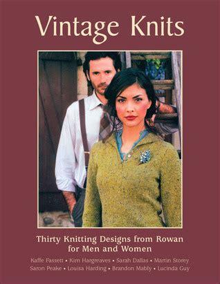 vintage knits  knitting designs  men  women