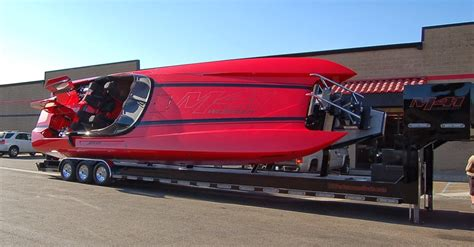 Boats To Go by 2 700 Horsepower Go Fast Boat At Sema Show Boating With