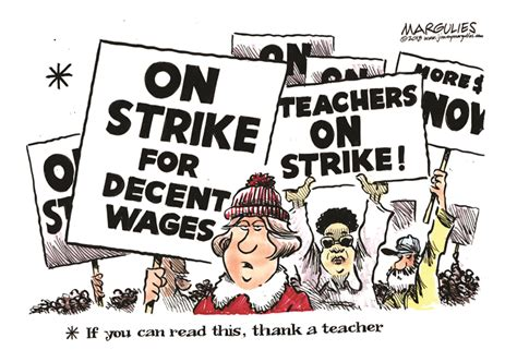 Teacher Strikes