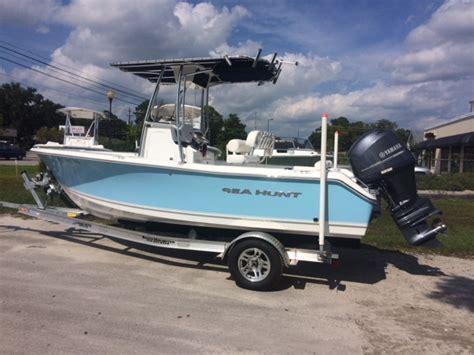 Sea Hunt Boats For Sale North Carolina by Sea Hunt Ultra 196 Boats For Sale In Wilmington North