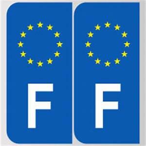 Plaque Immatriculation France : stickers plaque france logo marque automobile autocollant france adhesif pour plaque france ~ Medecine-chirurgie-esthetiques.com Avis de Voitures