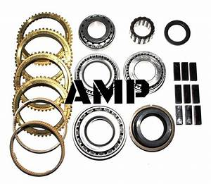 Ford Mustang Tremec Tr3650 5 Speed Bearing Kit With