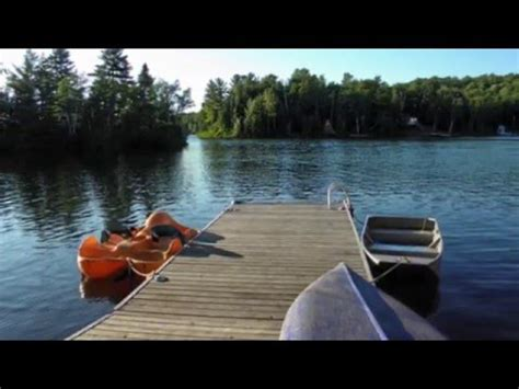 Clear Lake Ontario Cottage Rentals by Parry Sound Cottage For Rent 406 On Clear Lake Near
