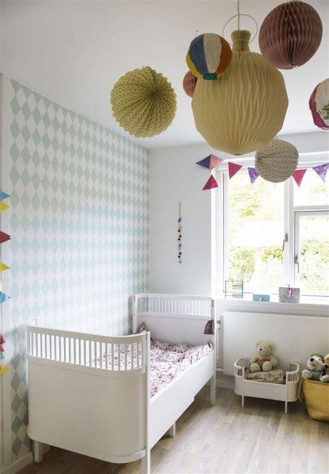 papier peint chambre garcon chambre bébé fille