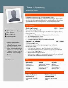 Free resume templates for word the grid system for Hloom free resume templates