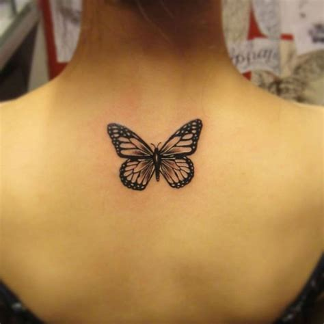 22+ Awesome Upper Back Tattoos For Women Tattoosera