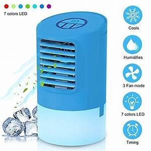 Mobiles Klimagerät Leise : eeieer mini klimaanlage luftbefeuchter mobile klimager t ~ A.2002-acura-tl-radio.info Haus und Dekorationen