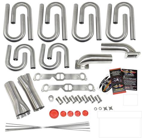 Pontiac Custom Turbo Header Build Kit Our
