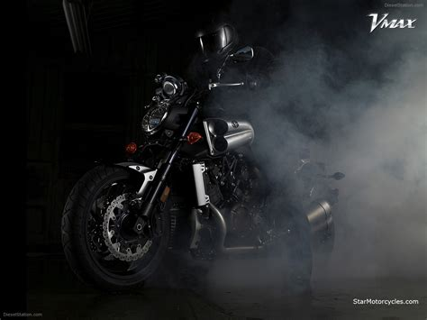 2009 Yamaha Vmax Exotic Bike Picture 01 Of 8 Diesel Station
